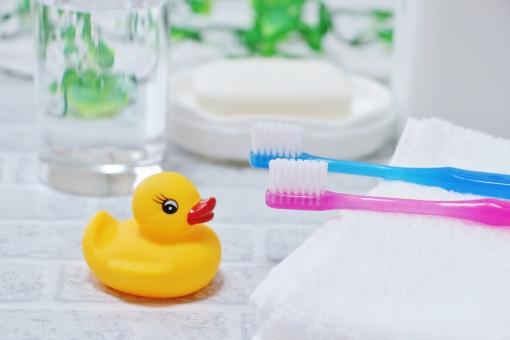 子供用歯ブラシ