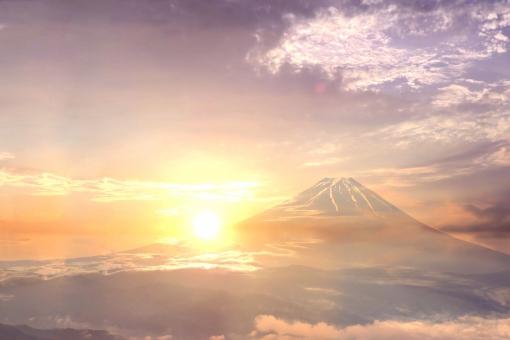 最高に美しい富士山