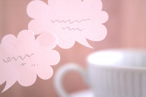 マグカップお茶会