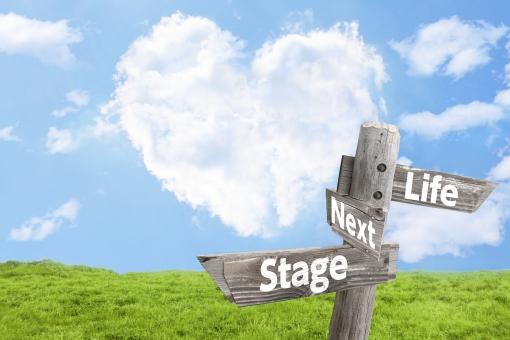 ハート雲とライフステージ