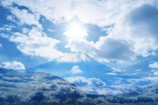 美しすぎる富士山